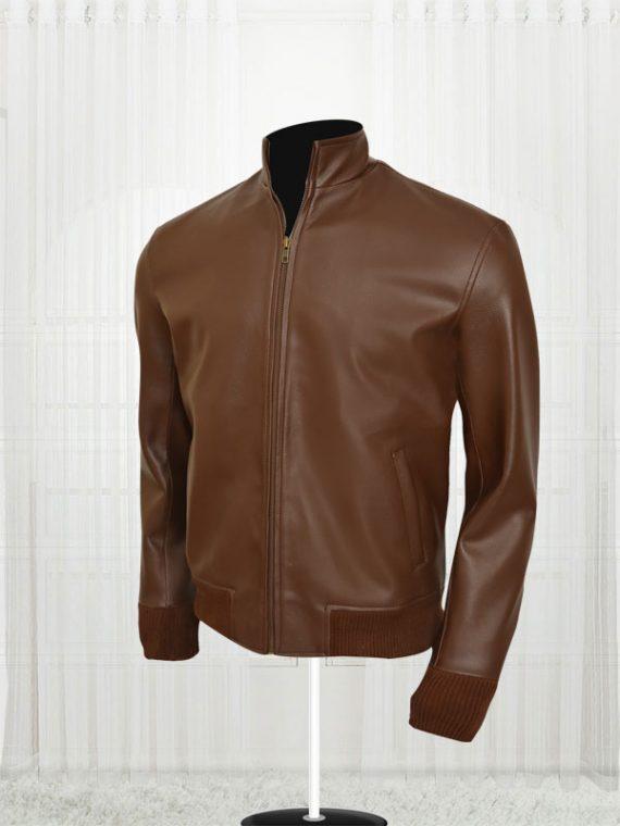 Ryan Reynolds Brown Colored Jacket
