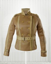 Scarlett Johson Widow Captaina America Civil War Jacket