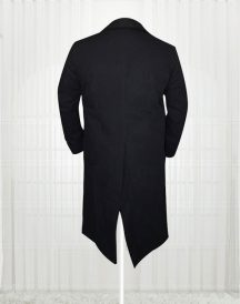 Simon Pegg The World's End Black Trench Coats
