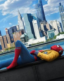 Spider-Man Homecoming 2017 Tom Holland Midtown School Jacket