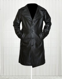 Spike Buffy The Vampire Black Coat