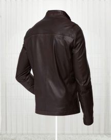 Stephen Amell Brown Jackets