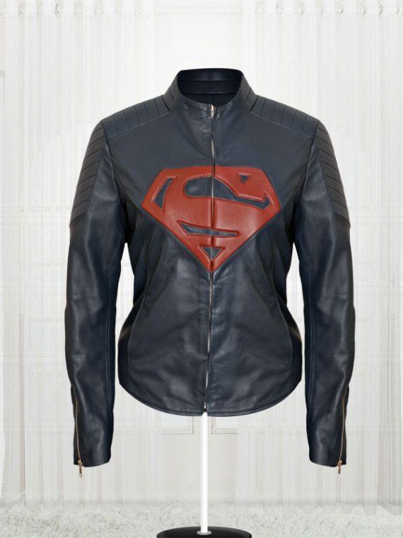 Super Girl Blue Jacket