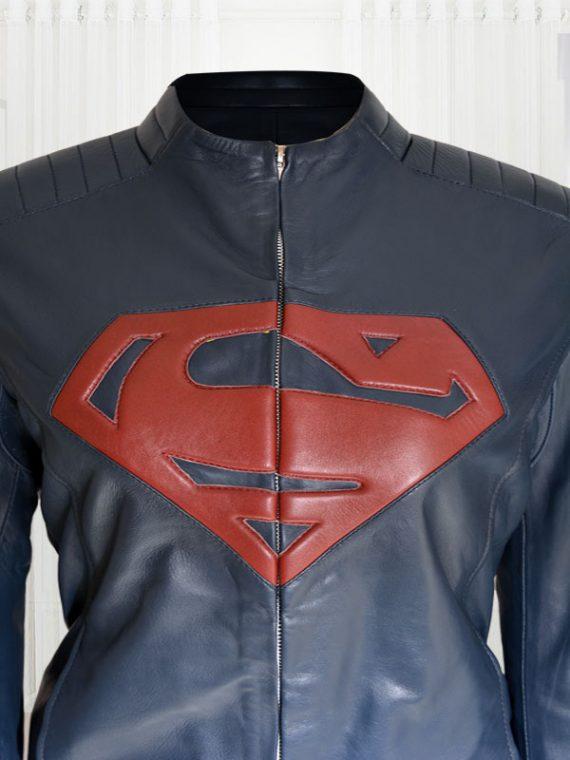 Super Girl Movie Jacket
