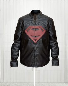 Superman Batman 'S' Logo Jacket