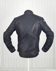 Superman - Man of Steel Midnight Blue Leather Jackets