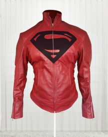 Superman Red Smallvile jacket