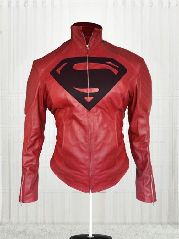 Superman Red Smallvile jacket