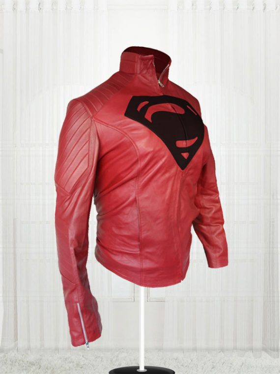 Superman Red Smallvile jackets