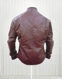 SupperMan Brown Leather Jackets