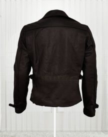 Swanky Brown Leather Jacket