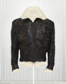 Vin Diesel Movie Triple xXx 2002 Leather Fur Jackets
