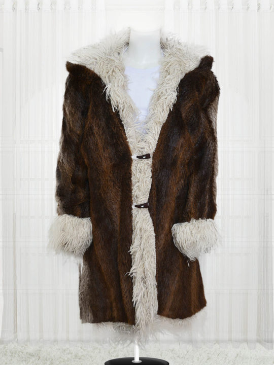 Vin Diesel xXx 3 The Return of Xander Cage 2017 Fur Coat