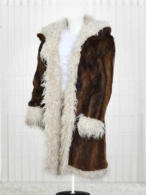 Vin Diesel xXx 3 The Return of Xander Cage Fur Coat