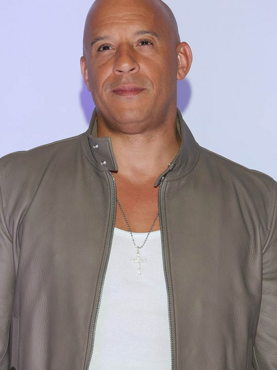 xXx 3 Return Of Xander Cage Mexico Premiere Brown Jacket