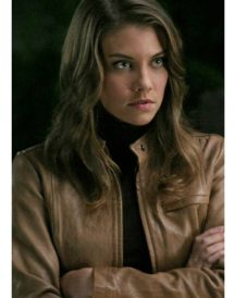 Abby Supernatural Bela Talbot Leather Jackets