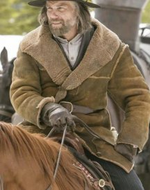 Anson Mount Hell On Wheels Cullen Bohannon Jackets