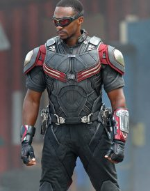 Anthony Mackie Captain America Civil War Jacket