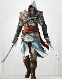 Assassin's Creed 4 Edward Kenway Costume