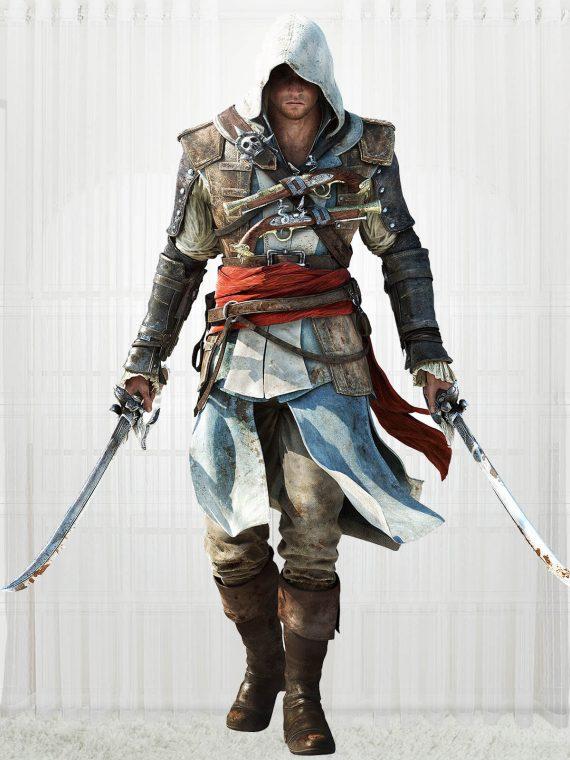 Assassin's Creed 4 Edward Kenway Costume