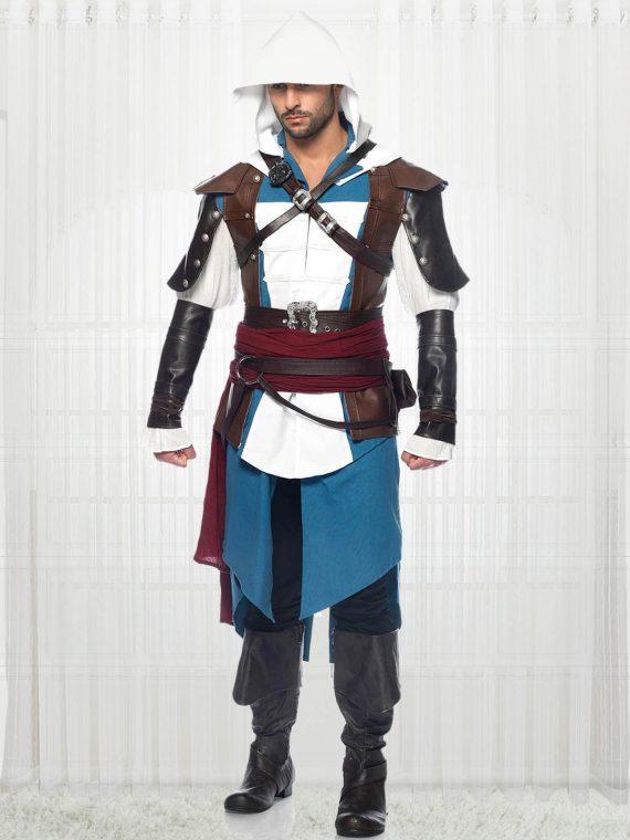 Assassin's Creed 4 Edward Kenway Costumes