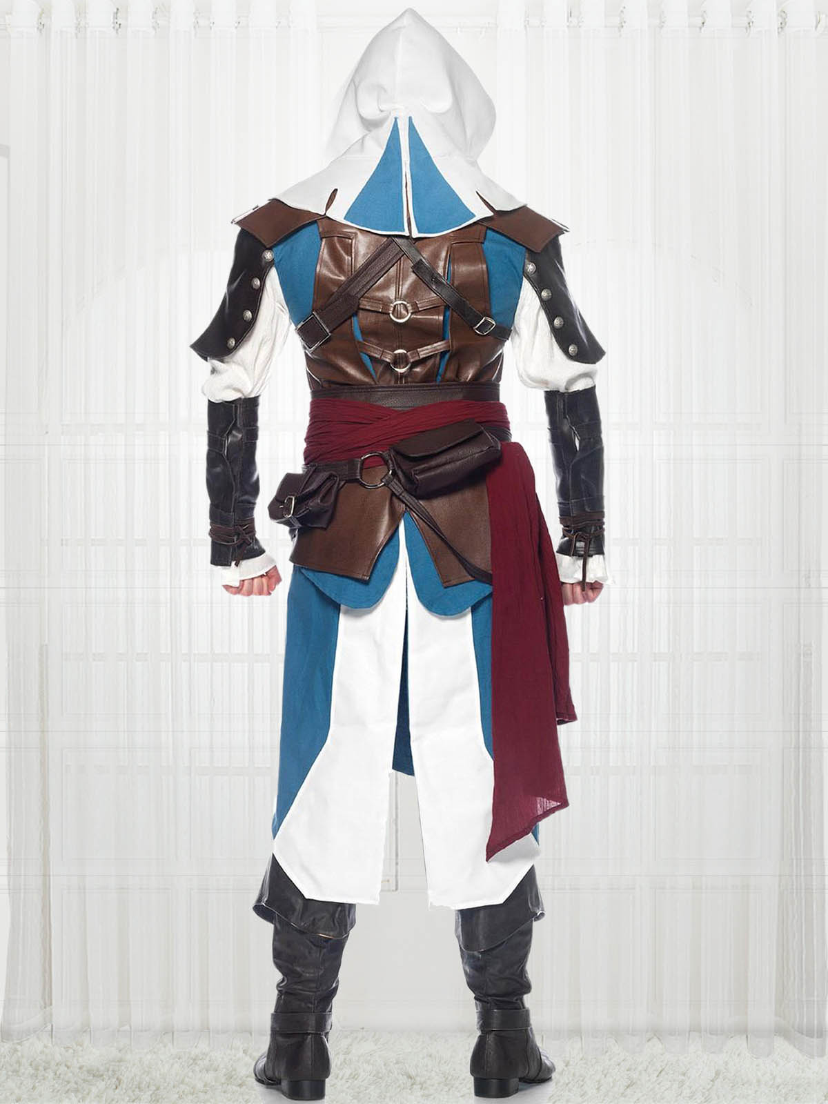 Assassin S Creed 4 Edward Kenway Costume Stars Jackets