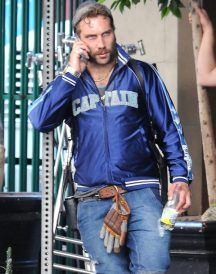 Captain Boomerang Blue Boober Jacket