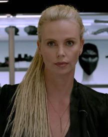 Charlize Theron Fast 8 Movie Jacket