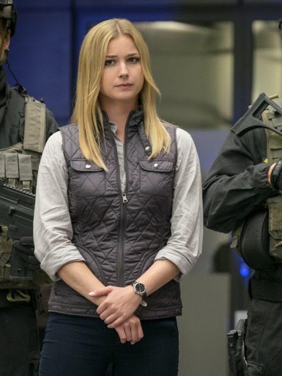 Civil War Sharon Carter Vest