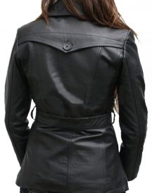 Classic Women Leather Coats