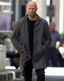 Deckard Shaw Fast 8 Jason Statham Coat