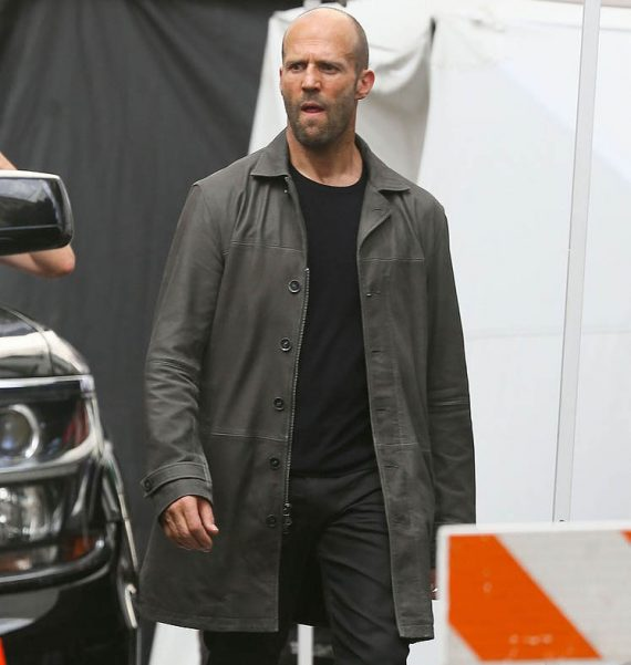 Deckard Shaw Fast And Furious 8 Jason Statham Coat