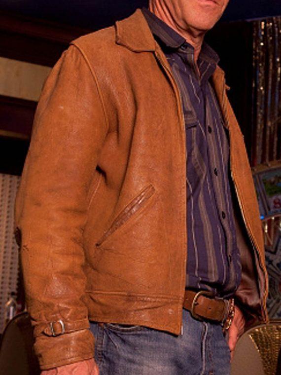 Dennis Quaid Vegas TV Series Sheriff Ralph Lamb Jacket