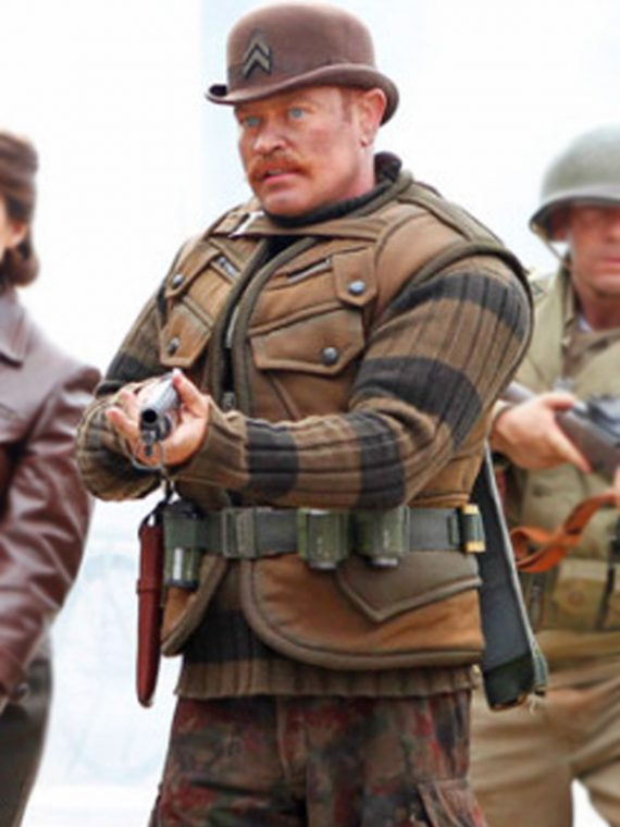 Dum Dum Dugan Timothy Aloysius Cadwallader Tactical Vests