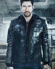 Dylan McDermott Movie Freezer 2014 Jacket