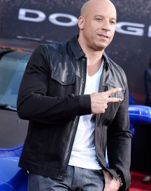 Fast and Furious 6 Premier Vin Diesel Dominic Toretto Jacket