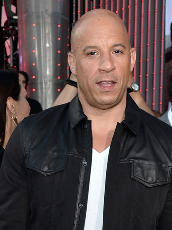 Fast and Furious 6 Premier Vin Diesel Dominic Toretto Jackets