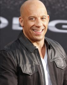Fast and Furious 6 Premier Vin Diesel Dominic Toretto Suede Jacket