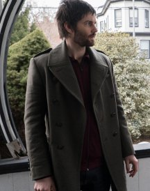 Feed The Beast Jim Sturgess Coat