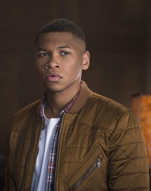 Franz Drameh Legends Of Tomorrow Brown Jackets