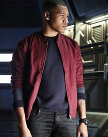 Jax Jackson Legends Of Tomorrow Red Jacket