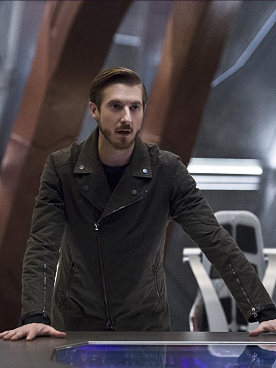 Legends of Tomorrow Arthur Darvill Jacket