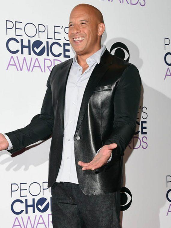 Vin Diesel Awards 2016 - Roaming Show Jackets