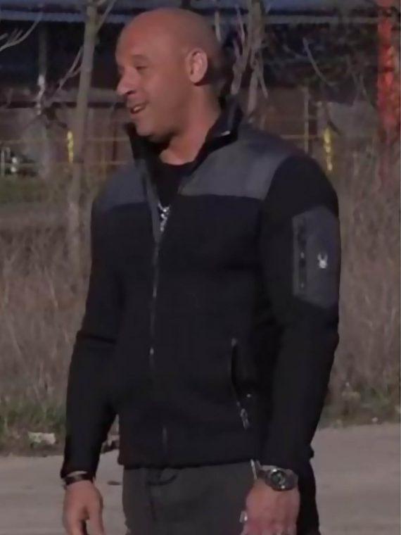 Vin Diesel xXx 3 Spyder Rambler Cotton Jackets