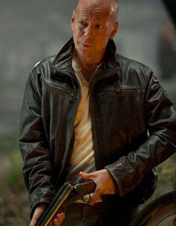 2013 A Good Day to Die Hard 5 Jacket