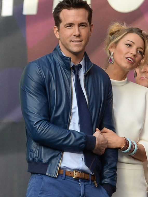 27 Times Blake Lively And Ryan Reynolds Jacket