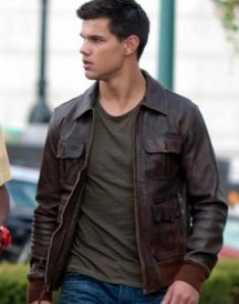 Abduction Nathan Harper (Taylor Lautner) Jacket