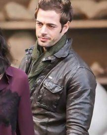 Addicted Movie William Levy Leather Jacket