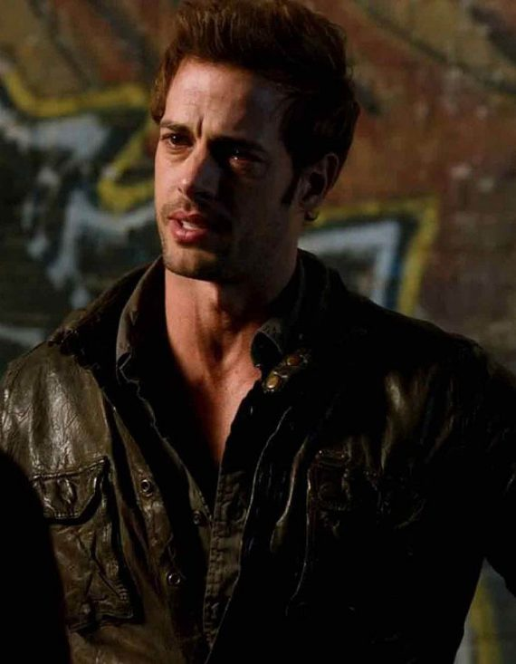 Addicted Movie William Levy Leather Jackets