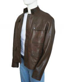 Ajax Brown Jacket